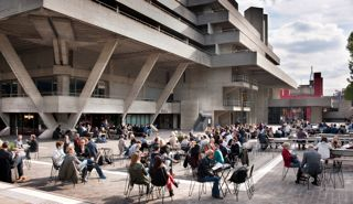 National Theatre - Riverside Square - photo by Philip Vile