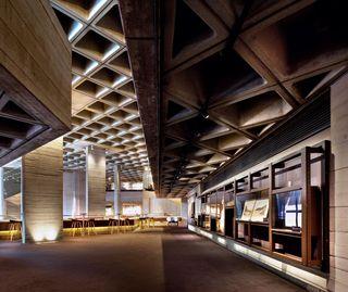Lyttelton Lounge - photo by Philip Vile