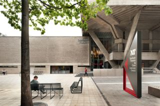 Dorfman Theatre and Clore Learning Centre - photo by Philip Vile