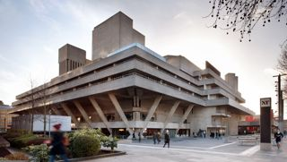National Theatre from the north east - photo by Philip Vile